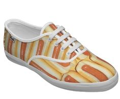 Public Service Announcement...There are Keds out their with hot dogs on them, WHAT?