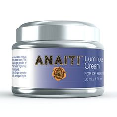 nice New Dark Spot Corrector - Luminous Face Cream By Anaiti   Vitamin C Boosts Collagen And Reduces Pigmentation   Dermatologist Anti-Aging Skin Care Product Brightens The Skin And Evens The Skin Tone With Matrixyl, Renovage   Under Make Up Primer   100% Satisfaction GUARANTEE!