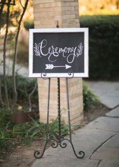 Creative And Trendy Chalkboard Wedding Ideas