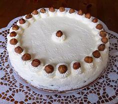 Občas doma vzpomínáme na dort Jadran, byl to dort mého dětství, který jsem milovala a můj manžel také. Dnes už ho v cukrárnách nevíd... Biscotti, Tiramisu, Pudding, Pie, Cakes, Ethnic Recipes, Sweet, Food, Pinkie Pie