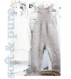 { k j e r s t i s l y k k e }: juni 2011 Knitting For Kids, Baby Knitting, Crochet Baby, Knit Crochet, Baby Barn, Baby Pants, Knit Fashion, My Little Girl, Handmade Clothes