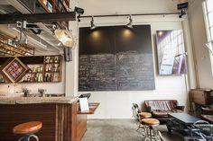 The Secrets Behind San Francisco's Mechanical Café Horde, Cafe Design, Non Profit, The Secret, Home Office, Whimsical, San Francisco, Foundation, Industrial