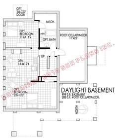 1000 images about strawbale homes on pinterest passive for Daylight basement ranch house plans