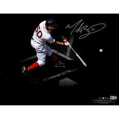 "Mookie Betts Boston Red Sox Fanatics Authentic Autographed 11"" x 14"" Spotlight Photograph - $169.99"
