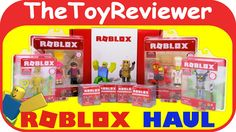 Check out this awesome Roblox Toy Haul here: https://www.youtube.com/watch?v=59Zzg9MewsA
