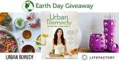 We've teamed up to give away a few earth-friendly gifts in honor of Earth Day. Ends tomorrow  http://woobox.com/hm7kfi/itburt