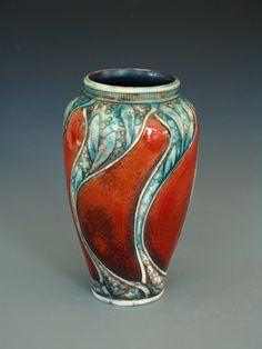"""stephanienouveau: """" Nouveau vase. nouveau color """""""