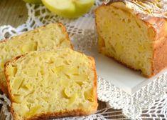 Cake Léger aux Pommes et au Yaourt WW Diät, Thermomix Desserts, Ww Desserts, Pavlova, Cake Recipes, Dessert Recipes, Light Cakes, Cake Factory, Food And Drink, Snacks