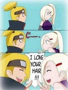 Thay do have the same haircut