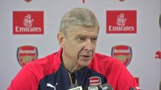 MAX SPORTS: BREAKING NEWS: ARSENAL'S MANAGER ARSENE WENGER OPE...