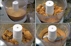 Marido é doido por manteiga de amendoim! Eu até gosto, mas ele é fissurado! Depois que descobri o quanto é fácil fazer em casa não comprei mais, até porque o preço não é lá muito barato. Além de ma…