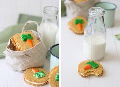 d Biscoitos de Os Cenoura / Cenoura Biscoitos