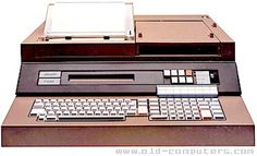 The Olivetti P6060 was a computer which looked like a typewriter. It had a built-in thermal printer (80 column, 80 character per second). This printer featured graphics supported by system software for scaling, framing, offsetting, axis drawing and alphanumeric labeling.     The P6060 could be programmed with a special extended version of the BASIC language which featured random and sequential file handling and matrix operations.