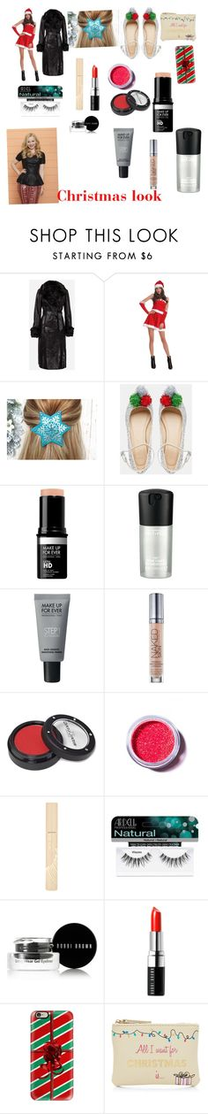Dove Cameron Christmas look by ponyjumper1234 on Polyvore featuring Morgan, ASOS, Casetify, MAC Cosmetics, Ardell, Manic Panic, MAKE UP FOR EVER, Lime Crime, Bobbi Brown Cosmetics and Stila