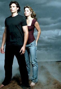 Clark and Lois - Smallville Season 4