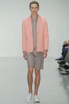 Lou Dalton Spring/Summer 2015 Menswear