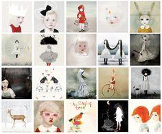 Art & Ghosts Prints