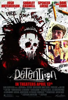 OMG !! I just can't express how much I liked this movie. It's probably the best remake I've ever watched.... Gosh. It is so funny and surprising, I'm just speechless. So please go and watch it !! <3  #Detention <3