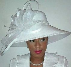 mother of the bride hat Church Fashion, High Fashion, Derby Attire, Mother Of The Bride Hats, Big Hats, Church Attire, Bonnet Hat, Kentucky Derby Hats, Stylish Hats