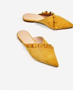 6 NEW SPRING MULES - Featured on Veronica Valencia