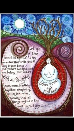 Mother Earth quote... balancedwomensblog.com