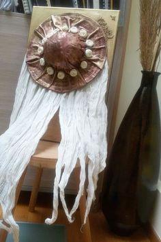 Decoupage, Pottery, Ceramics, Hats, Log Projects, Sombreros, Manualidades, Ceramica, Ceramica