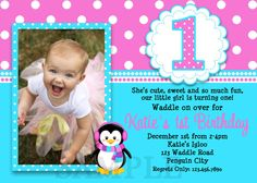Baby Girl First Birthday Party Invitation New Birthday Invitations Girl Free. Baby Girl First Birthday Party Invitation New Birthday Invitations Girl Free Template Baby Girl 1st Birthday Invitation Wording, Birthday Invitation Card Template, Birthday Party Invitations Free, Invitation Ideas, Invites, Baptism Invitations, Birthday Template, Printable Invitations, Invitation Design