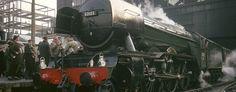 The Railway Magazine ( Flying Scotsman, Trains, Magazine, Twitter, Magazines, Train, Warehouse, Newspaper