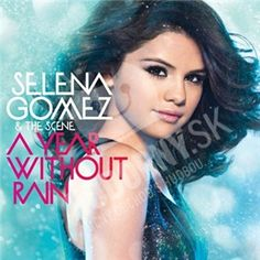 A Year Without Rain is the second studio album by American band Selena Gomez & the Scene. The album was released on September 2010 . Selena Gomez Album Cover, Selena Gomez Shirts, Songs By Selena Gomez, Music Album Covers, Music Albums, Music Songs, Katy Perry, Mixed Race Celebrities, Rain International