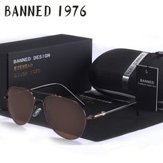 2017 Designer Cool aviation Sunglasses Men Polarized Brand Designer Points Women/Men Vintage Eyewear Sports Driving Sun Glasses