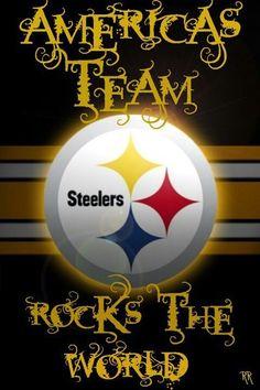Pittsburgh Steelers~rocks the world Steelers Images, Steelers Pics, Steelers Gear, Here We Go Steelers, Pittsburgh Steelers Football, Pittsburgh Sports, Best Football Team, Steelers Stuff, Steelers Season