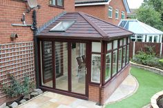 Tiled Conservatory Roof | EYG Home Improvements