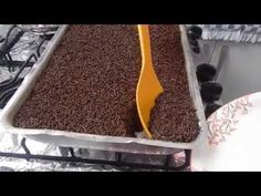 Nice Patrocinio shared a video I Love Chocolate, How To Make Chocolate, Chocolate Cake, Cake Videos Youtube, Most Satisfying, Fashion Cakes, Chocolate Recipes, Amazing Cakes, Cake Recipes