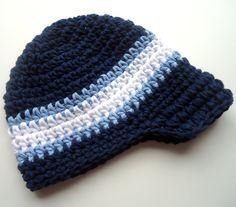 Crochet Boys Hat Crochet Toddler 5af7519c869f