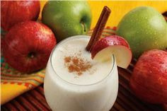 Apple Cinnamon Smoothie - Applesauce recipes curated by SavingStar Grocery Coupons. Save money on your groceries at SavingStar.com