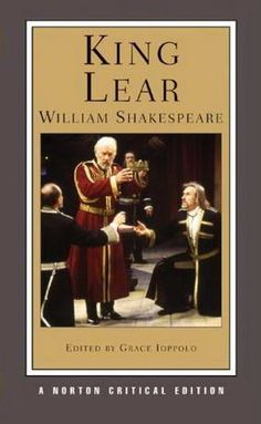 King Lear by William Shakespeare. I know I have this somewhere.