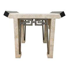 Vintage Tessellated Side Table