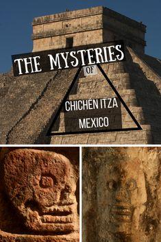 The Mysteries of Chichen Itza, Mexico