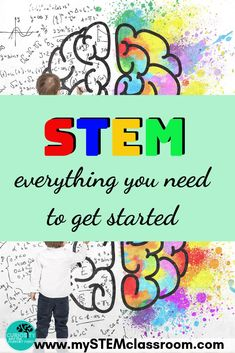 teach STEM - everything you need to get started Technology Lessons, Science Lessons, Science Resources, Science Experiments, Science Activities, Stem Teacher, Teacher Blogs, Teaching Skills, Teaching Science