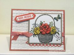 Stampin' Up! SIP137 Happy Birthday