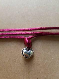 Blij om mijn nieuwste toevoeging aan mijn #etsy shop te kunnen delen: Postcard,blanco,with heart,wish,bracelet,chain,anklet,gift,by air,present http://etsy.me/2mxmahN