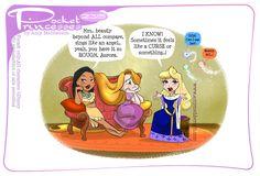 Pocket Princesses 235: Aurora Problems