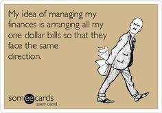 Hahahaha...this is so me!!