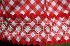 Cute 1 Yard Apron by Lori Holt
