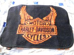 BRAND NEW HARLEY DAVIDSON PILLOW CASE NORTHWEST COMPANY LLC VERY COOL FREE SHIPPING