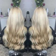 Addicted to Length Gallery - We have some stunningly beautiful hair styles to choose from. Light Ombre, Long Extensions, Blonde Babies, Hair 24, Copper Hair, Ash Blonde, Stunningly Beautiful, Hair Lengths, Long Hair Styles