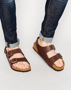 Birkenstock Men's Milano Sandals Men's Shoes