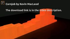 This funnny song is royalty free music that you may use without getting copyright strikes. Cornjob by Kevin MacLeod is creative commons music that suit best . Free Music For Videos, Music For You, Music Videos, Creative Commons Music, Kevin Macleod, Royalty Free Music, You Videos, Comedy, Songs