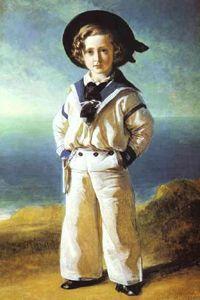 история морского стиля в одежде