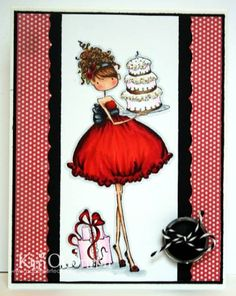 Happy Birthday, my Love by MrsOke - Cards and Paper Crafts at Splitcoaststampers